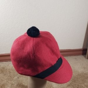 Burberry Red Hat